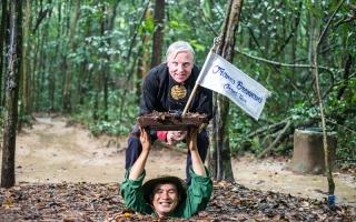 Francis Brennan's Grand Tour of Vietnam