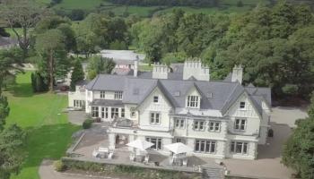 Welcome to Dromquinna Manor Kenmare
